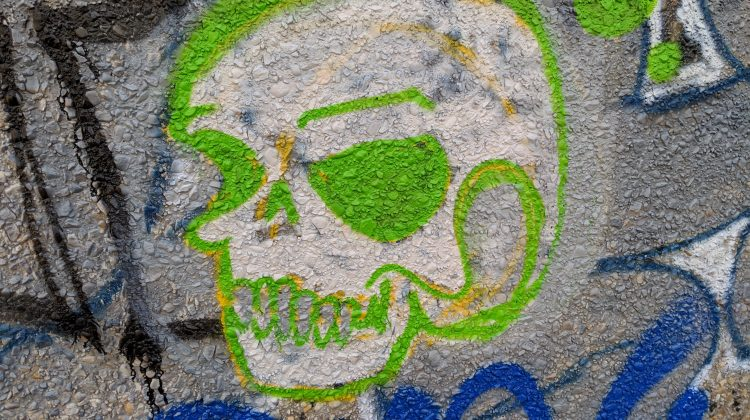 Smedly Park Grafitti